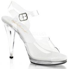 FLAIR-408 Závodní sexy obuv na podpatku
