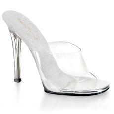 GALA-01 Společenské boty na vysokém podpatku
