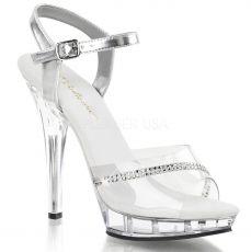 LIP-108R Luxusní sexy boty na podpatku