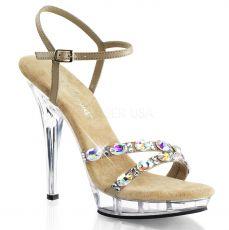 LIP-133 Plesová obuv na podpatku