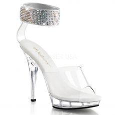 LIP-142 Plesová luxusní obuv na podpatku