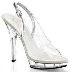 LIP-150 Průhledné sexy boty