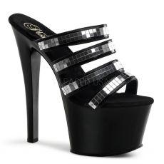 SKY-304 Dámské sexy boty na podpatku